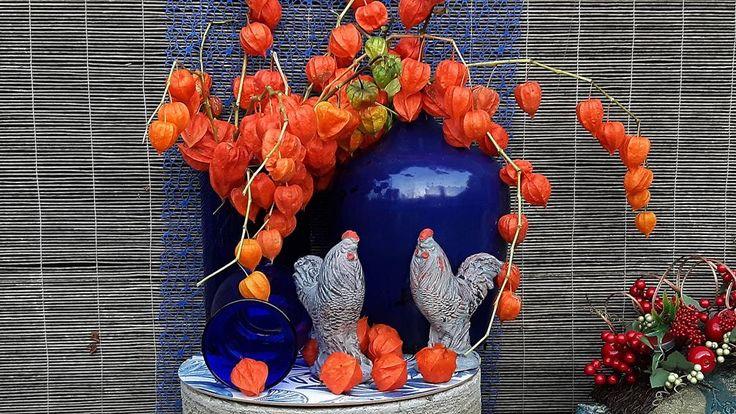 Miechunka - lampiony na jesienną chandrę