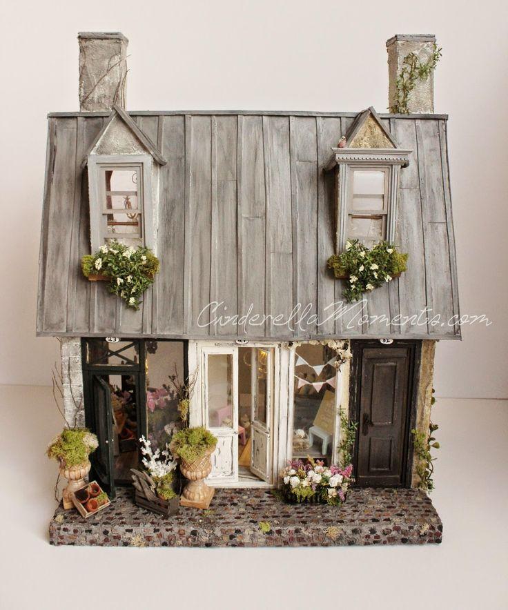 Cinderella Moments: Un Immeubla a Paris (a Building in Paris) Dollhouse