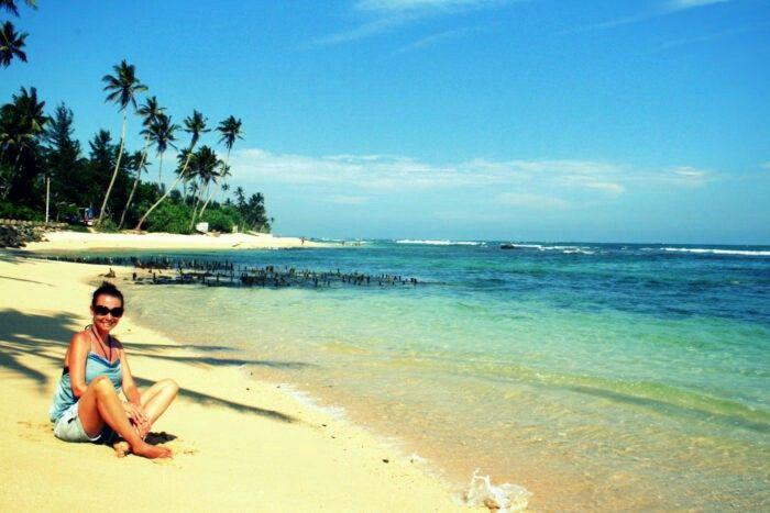 Nejlevnější pláže na Srí Lance / cestování levně