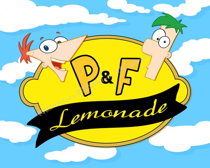 1000 Images About Phineas And Ferb Party On Pinterest