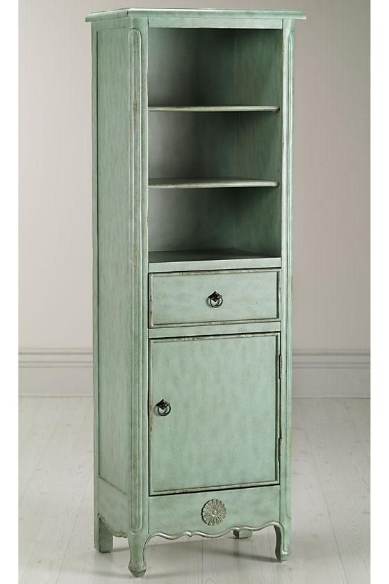 antiqued blue linen cabinet there 39 s no place like home