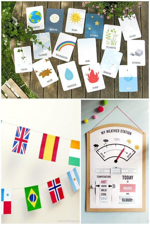 The Best Montessori Printables - Racheous - Respectful Learning