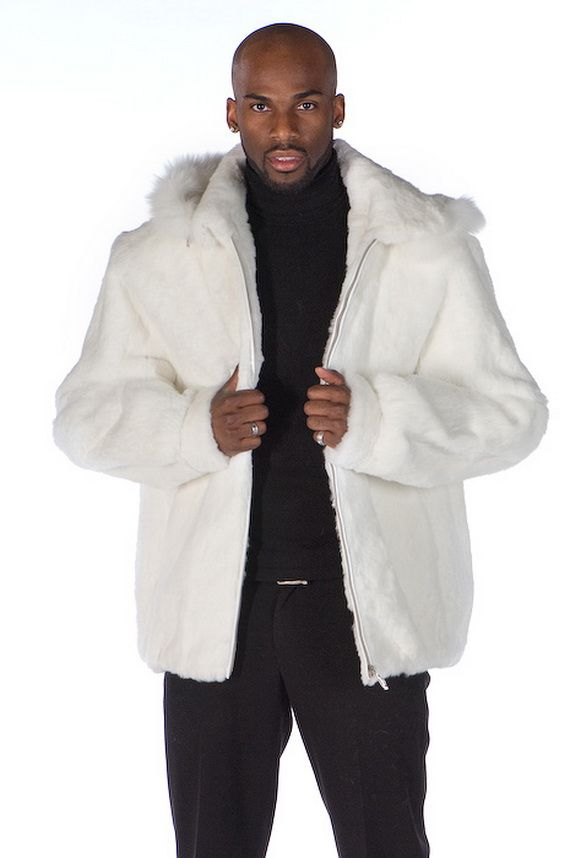 9 best Mens USA (Faux Fur Coats) images on Pinterest | Faux fur ...