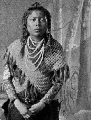 BLACKFEET BOY , circa 1885