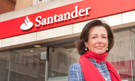Ana Botín, CEO, Santander UK (NYSE:  SAN, LN: BNC) http://www.aboutsantander.co.uk/about-us/directors-executive/ana-bot%C3%ADn.aspx #finance #banking #london #international #fortuneglobal500  Photo: Stephen Hyde/www.londonphotography.co.uk