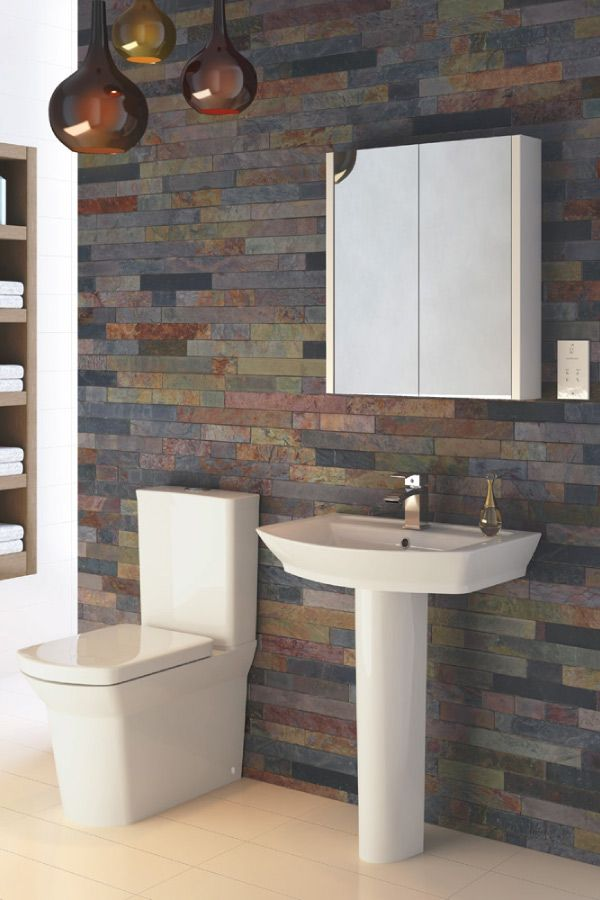 58 best small bathrooms images on pinterest bathroom for Bathroom remodel for 4000