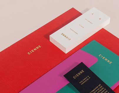 Cienne #behance #design