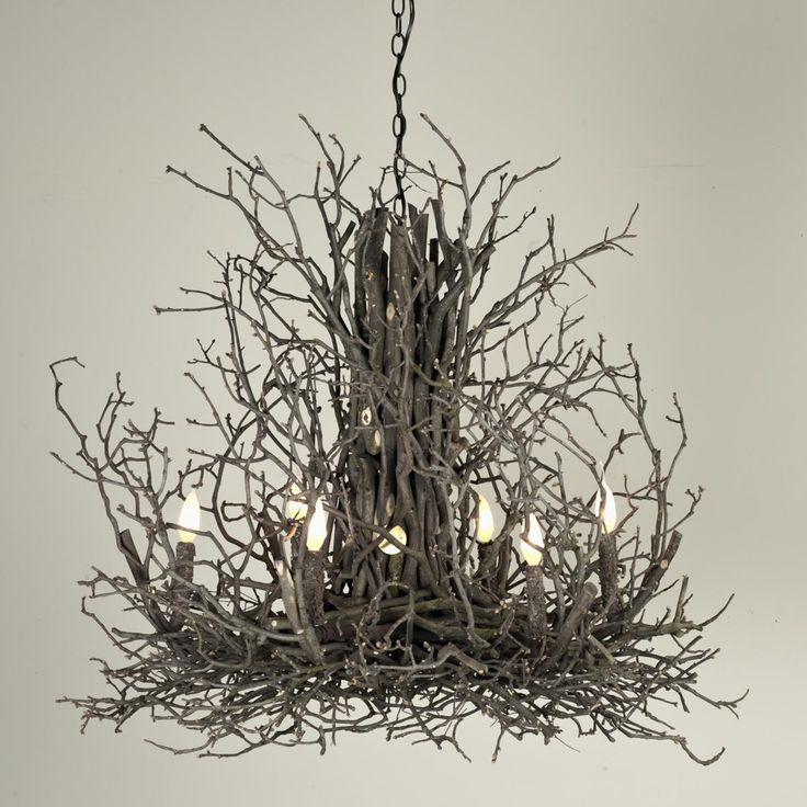 45 best chandelier light fittings images on pinterest naturally superior twig chandelier aloadofball Image collections