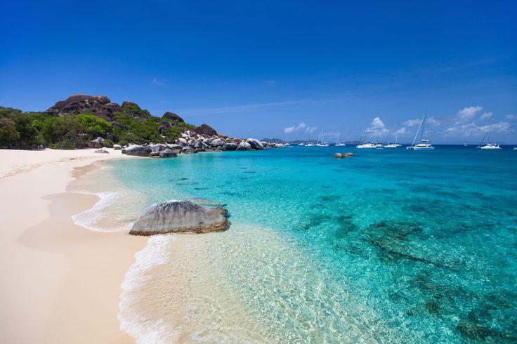 Остров Тортола Британские Виргинские острова VP2VAZ Туристические достопримечательности