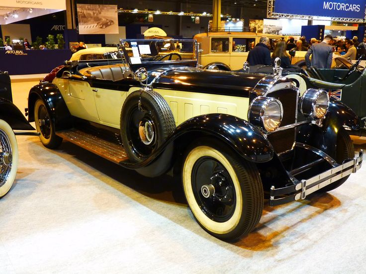 Packard 443 Roadster Golf 1927