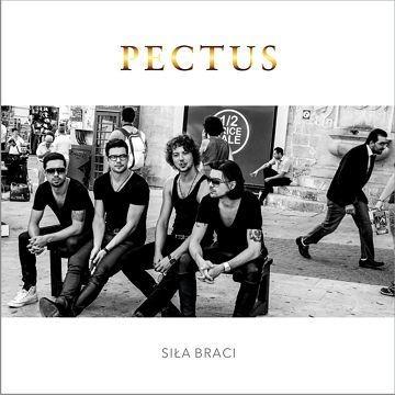 """Kwartet rodzonych braci - jedyny taki zespół na polskiej scenie muzycznej :) Pectus wydał właśnie płytę """"Siła braci""""."""