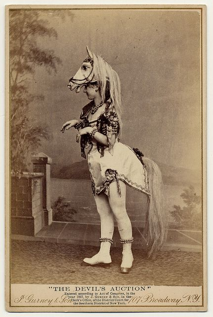 Fascinating Photos of 19th Century Vaudeville and Burlesque Performers: Eliza Blasina, 1890. From the Charles H. McCaghy Collection of Exotic Dance from Burlesque to Clubs. Courtesy of Ohio State University, Jerome Lawrence and Robert E. Lee Theatre Research Institute