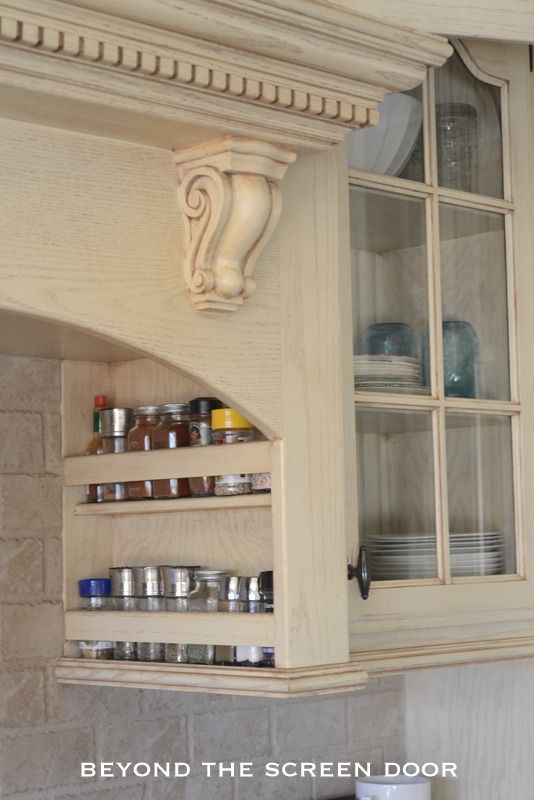 A Closer Look at My Kitchen and Storage   Beyond the Screen Door