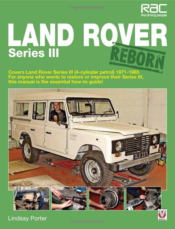 20 best books images on pinterest land rovers book and books rh pinterest com 1962 Land Rover 1982 Land Rover County