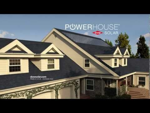 You work hard to keep a #roof over your head. Now make that # & 24 best Solar Roof - DOW Powerhouse Solar Shingles: Calgary ... memphite.com