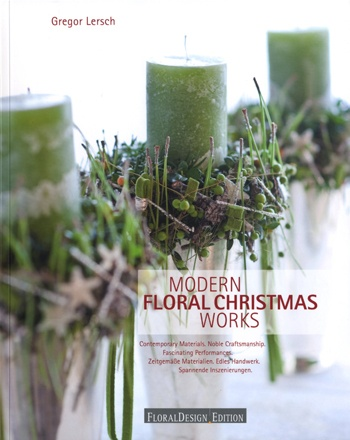 Modern Floral Christmas Works by Gregor Lersch is available in our bookstore. More images from the book can be found in our July issue.  Florists' Review Magazine®: Your monthly magazine for operating a successful floral business!
