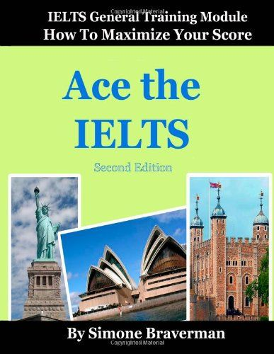 IELTS book review - How to Ace the IELTS by Simone Braverman