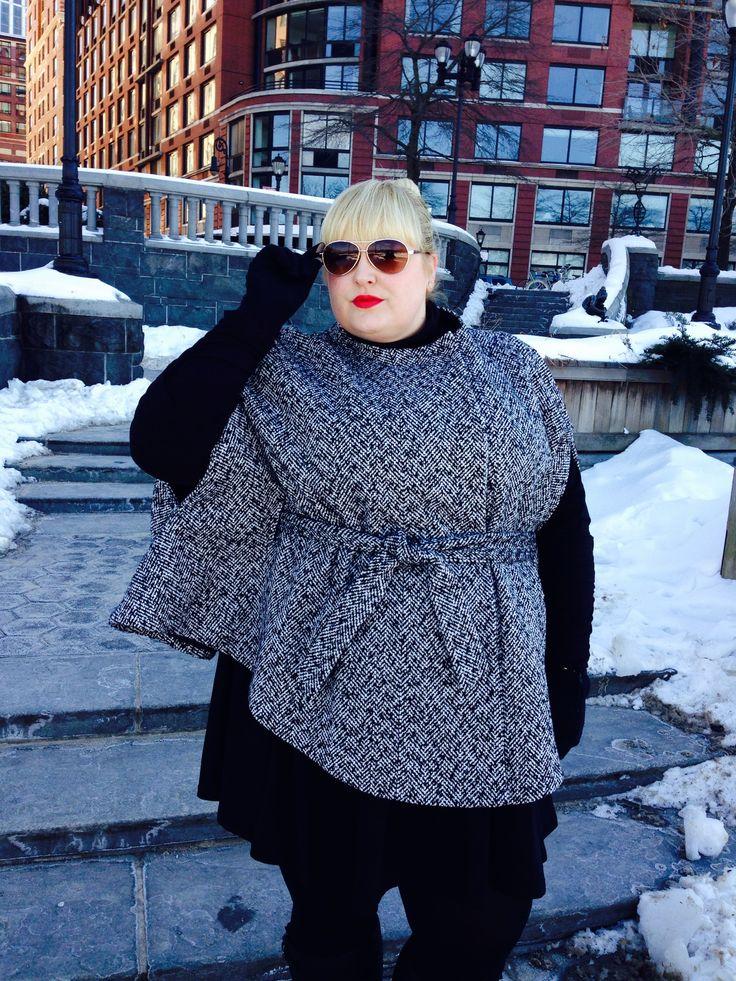 {my style} Plus Size Outerwear - Styled by Reah Reah Norman plus size outerwear featuring Simply Be USA www.styledbyreah.com