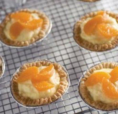 Satsuma Tarts Recipe, ( seedless mandarin )
