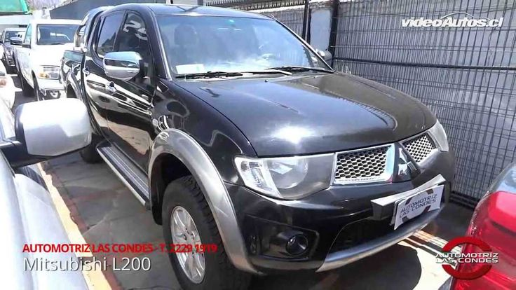 www.VideoAutos.cl :: Autos Usados con Video :: Mitsubishi L200 Dakar