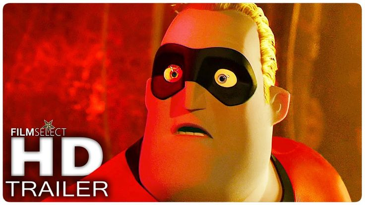 ICYMI: INCREDIBLES 2 Trailer 2 (2018) #hypesrus @hypesrus
