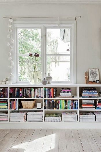 25 Best Ideas About Low Bookcase On Pinterest Low