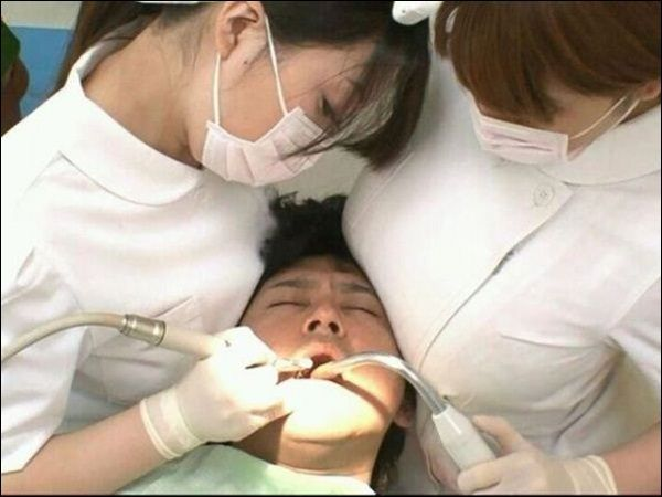 It's time to go back to the dentist - funny pictures - funny photos - funny images - funny pics - funny quotes - funny animals @ humor