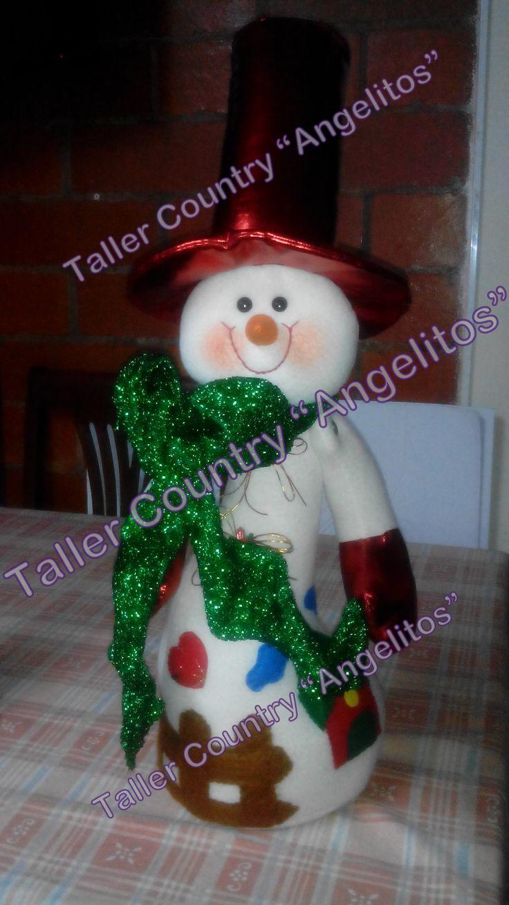 Muñeco de Nieve !!
