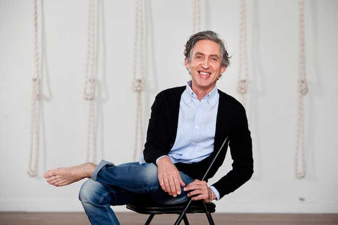 Peter Scott - Yoga Jivana co-founder and entrepreneur