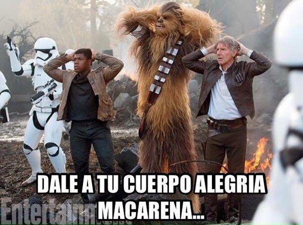 Wat? | 21 Memes que sólo le darán risa a los fans mexicanos de Star Wars