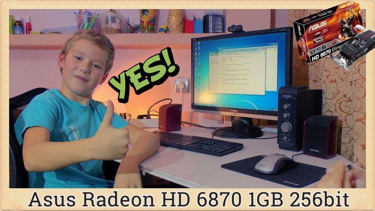 Мой новый игровой Компьютер На Прокачку VLOG  #Технологии Radeon HD 6...