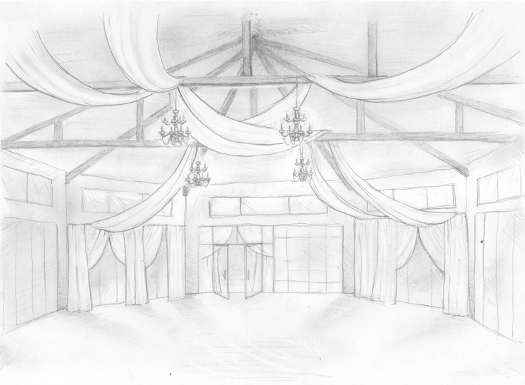 Sketch of the room…  www.stemproduction.com