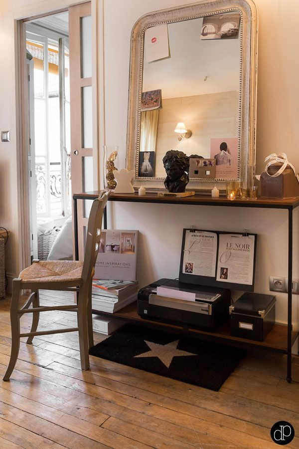 paris apartment interiors   Source: Decoration Parisienne