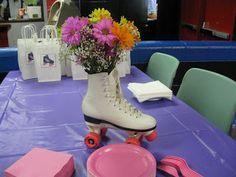 little irish: roller skating party