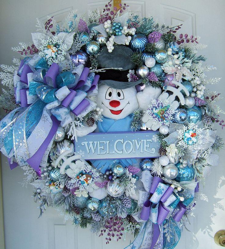 18 best Front Door Wreaths images on Pinterest | Front ...