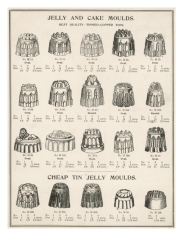 Jelly Moulds Poster