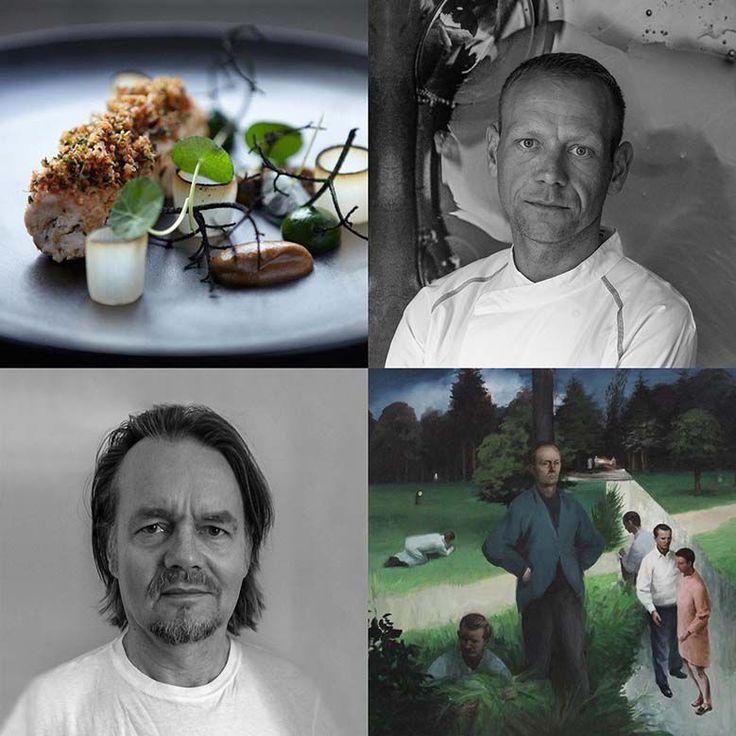 デンマークの今を伝えるイベント「DAC」第4弾は絵画展とポップアップレストラン