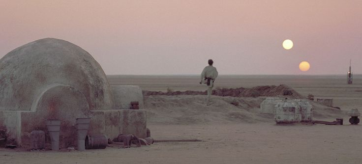 """""""Star Wars: Episode IV - A New Hope (1977) Director of Photography: Gilbert Taylor Director: George Lucas"""