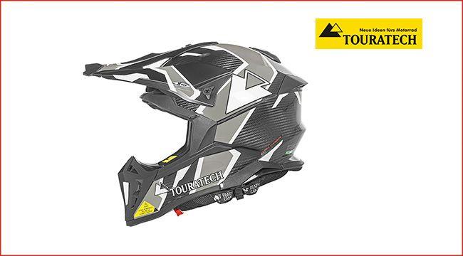 Offroad-Helm: Aventuro EnduroX von Touratech Hightech-Kopfschutz bietet der neue Offroad-Helm; in fünf unterschiedlichen Varianten ist der Aventuro EnduroX von Touratech verfügbar http://www.atv-quad-magazin.com/aktuell/offroad-helm-aventuro-endurox-von-touratech/ #touratech #aventuro #helm #crosshelm #enduro #tourenhelm #atvquadmagazin