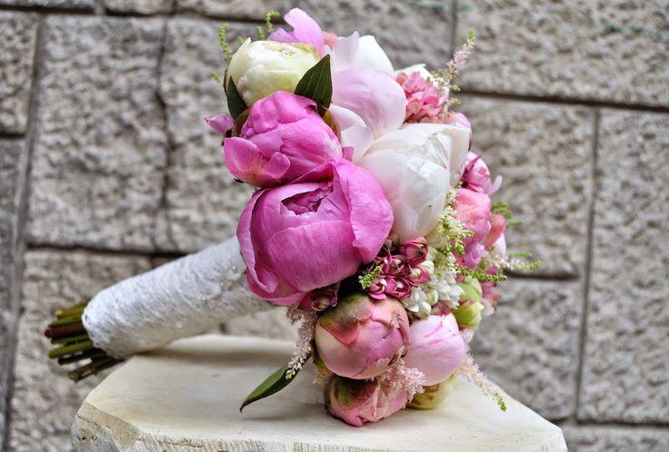 Flowers Garden Weddings: Wedding bouquets