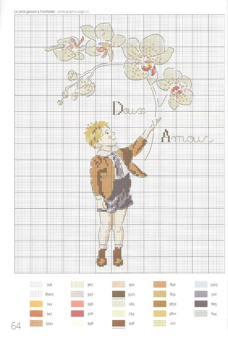 Le langage des fleurs - Helene Le Berre