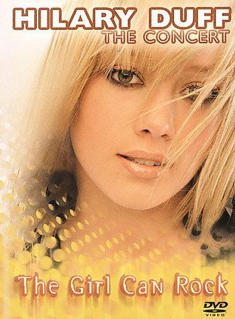 HILARY DUFF! THE CONCERT! SO YESTERDAY! 13 SONGS! BACKSTAGE! SEALED! FREE SHIP!