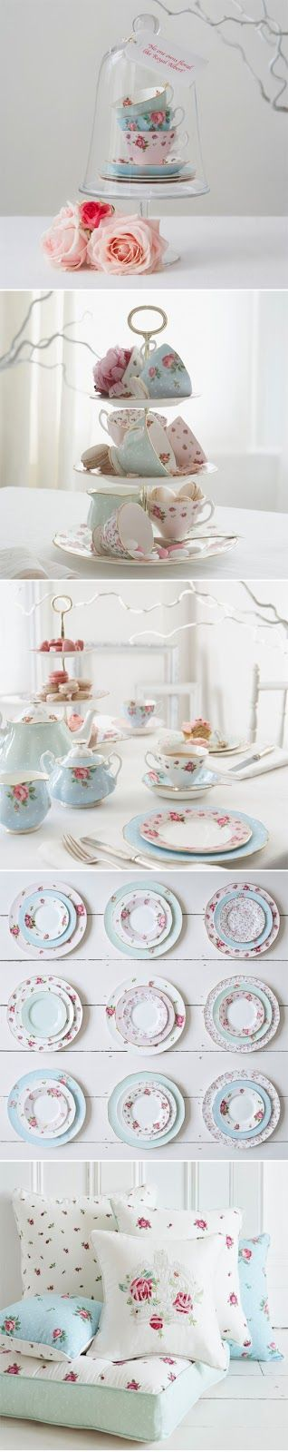 Share Tweet Pin Mail If yestedays visual pastel delights weren't enough to satisfy you then have a look at the Royal Doulton Royal Albert ...