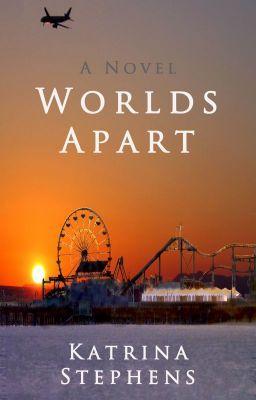 Worlds Apart #wattpad #chicklit by Katrina Stephens @KatrinaAuthor