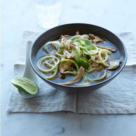Zucchini Noodle Faux Pho | Williams Sonoma