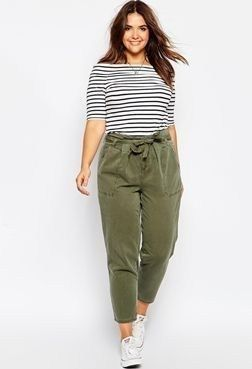 35 Casual Summer Outfits for Curvy Teen Girls
