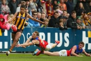 The second game for AFL NAB Challenge on Thursday is between Hawthorn Hawks and Brisbane Lions. The opening bounce is set to commence at 7.10pm AEDT with the game to be played at Etihad Stadium. The favourite for the match is home team Hawthorn Hawks. View our preview and teams for the game between Hawthorn Hawks and Brisbane Lions.