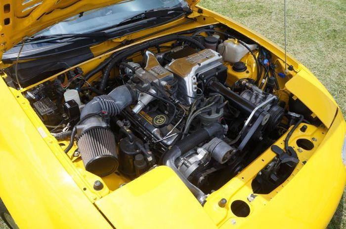 1992 Mega Monster Miata Is For When You Want A Small Sports Car But Boosted V8 Is Life - Blog
