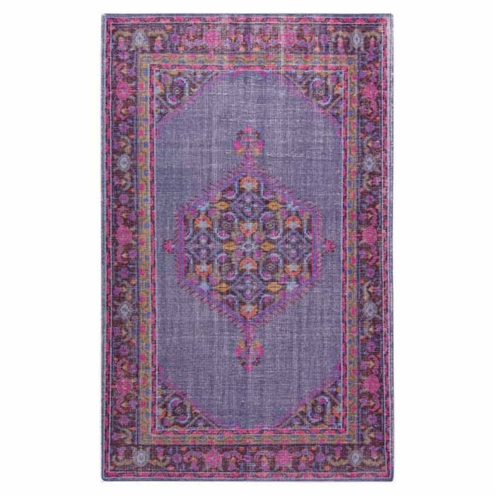 93 best house acessories images on pinterest home ideas for Rugs with purple accents