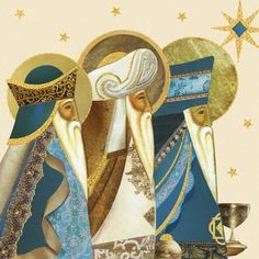 three kings painting - Google Search
